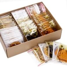 天明焼 煎餅詰め合わせ(6種類 計57枚)