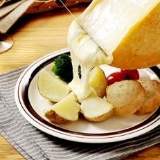 花畑牧場 チーズ 十勝ラクレット180g×2+カチョカヴァロ180g×2[P1-1]