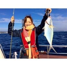 半日乗合船・ 釣り体験