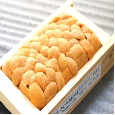 <予約品>エゾバフンウニ90g×4折 SD-71002