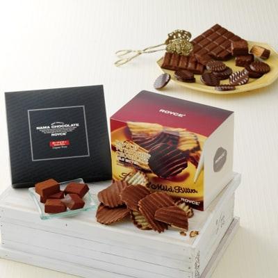 ROYCE'カカオを楽しむチョコレートセット