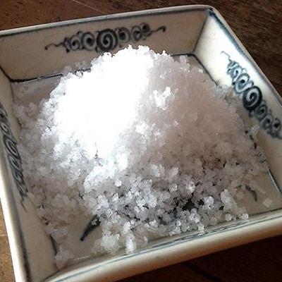 「天日海塩」土佐の塩丸3袋セット [1169]