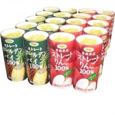 カートカンギフト20本入り(100%ジュース2種類)