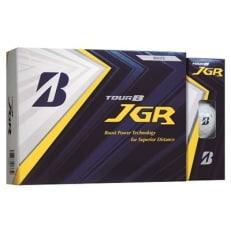 ゴルフボール TOURB 『JGRホワイト』 3ダースセット