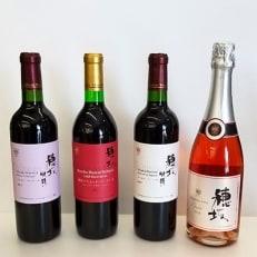 シャトーマルス赤(720ml×3本)&ロゼ(750ml×1本)4本飲み比べセット