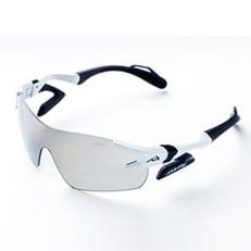 鼻パッドのないサングラス「エアフライ」最新型AF-301 C-2 ホワイト