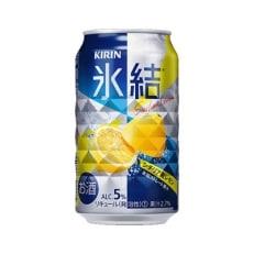 キリン福岡工場産 氷結シチリア産レモン350ml缶 24本