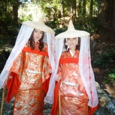 【体験】平安衣裳体験 体験コース(2時間)
