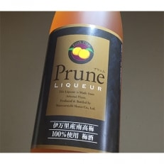 秋季全国酒類コンクール 第一位受賞プリュム南高梅酒