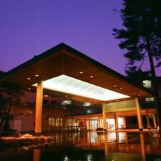 浄土ヶ浜パークホテル「一泊2食ビュッフェペア宿泊券」ビューバス付き和室ツインベッドルーム