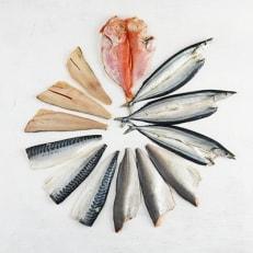 おまかせ訳あり魚詰め合わせ(干物、骨取魚、味付魚)