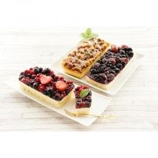 フルーツとナッツの贅沢ケーキセット