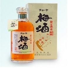 【美浜町】【南高梅100%】チョーヤ 限定熟成梅酒 720ml