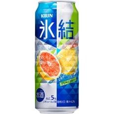 キリンビール取手工場産 氷結グレープフルーツ缶 500ml×24本
