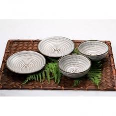【蔵人窯】小鉢・お皿各2枚セット