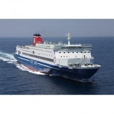 【ツーリスト1名】名門大洋フェリー乗船引換券(大阪南港⇔新門司港 片道) LL02-S17
