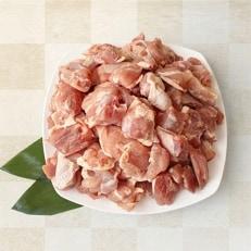 宮崎県産若鶏 もも切り身IQF小分けサイズ250g×10袋 合計2.5kg