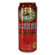 キリン福岡工場産 本麒麟500ml缶×24本
