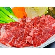 熊本県産 GI認証取得 くまもとあか牛 焼き肉用切り落とし 合計600g【益城町】