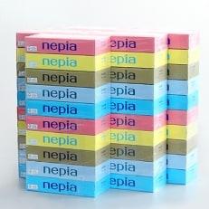 ネピアティシュ 計60箱(5箱×12セット)