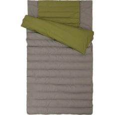 【羽毛寝袋】ウレタンマットレス一体型 Sサイズ