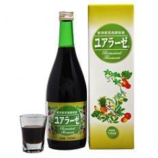 「野草野菜発酵原液」ユアラーゼ