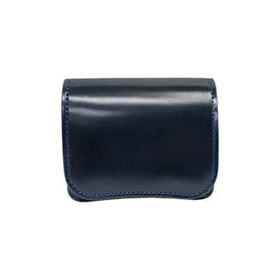 WILDSWANS(ワイルドスワンズ)多機能型ミニ財布PALM 紺