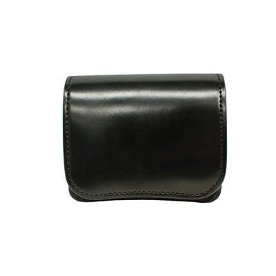 WILDSWANS(ワイルドスワンズ)多機能型ミニ財布PALM 黒