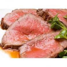 【熊本県産】あか牛の旨味と香りを堪能!あか牛ローストビーフ500g×2