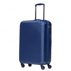 スーツケースABS7352(チルト)Mサイズ ネイビーブルー