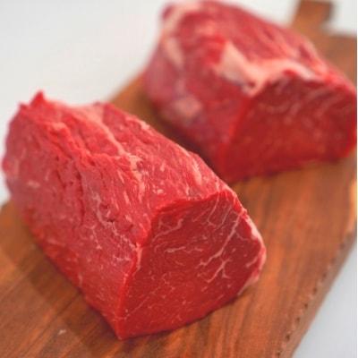 【佐賀県産しろいし牛】牧場直送 ローストビーフ用モモブロック 1㎏