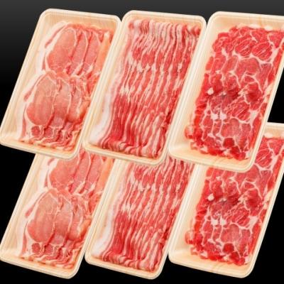鹿児島県産豚3種類1.5kgセット