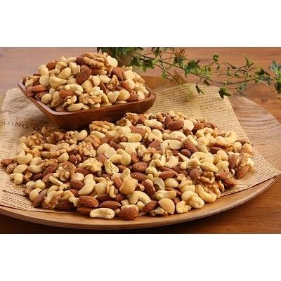 無塩の素焼きミックスナッツ1.2kg H059-011