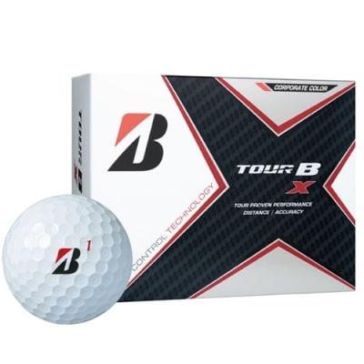 TOUR B X コーポレートカラー 1ダース (ゴルフボール)