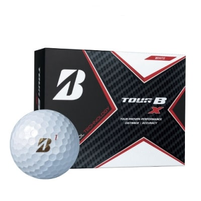 TOUR B X パールホワイト 1ダース (ゴルフボール)