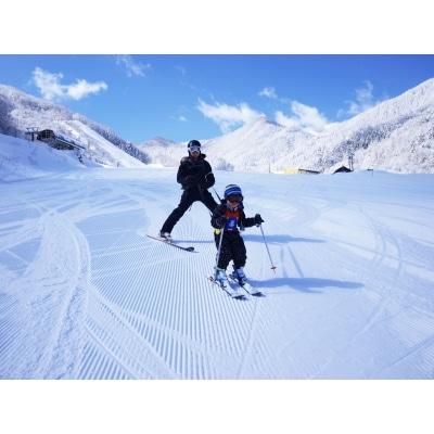 やぶはら高原スキー場 リフトファミリーシーズン券引換券