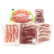 2020年7月発送開始『定期便』大雪山のおすすめお肉バラエティセット全6回