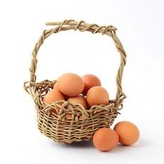 2020年7月発送開始『定期便』内閣総理大臣賞受賞 放牧卵18個 全6回