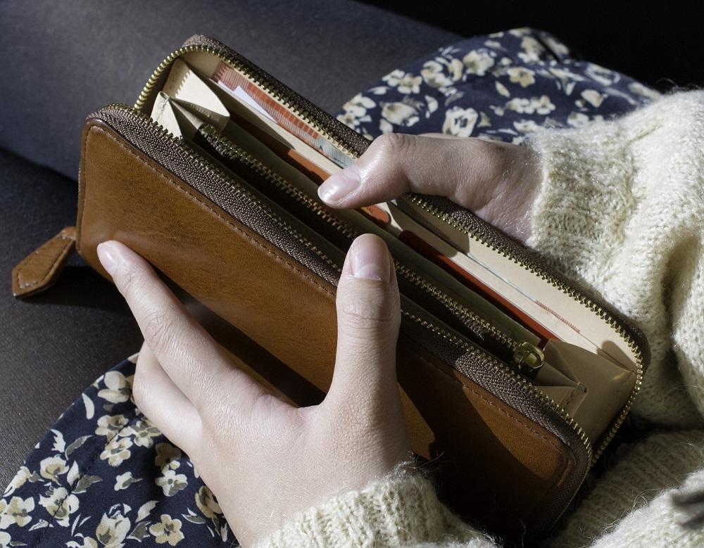 まずは財布から整理しよう