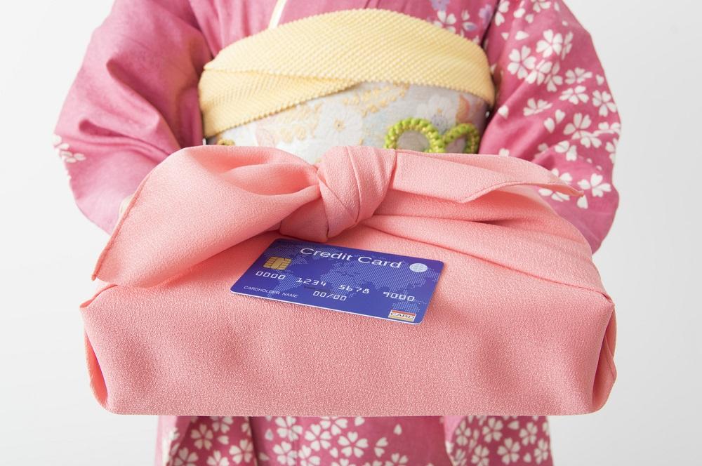 クレジットカードでお歳暮を買ってポイントをゲット