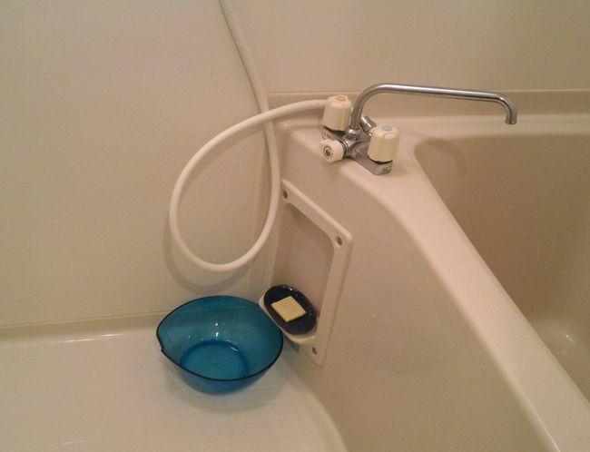 酒井の浴室