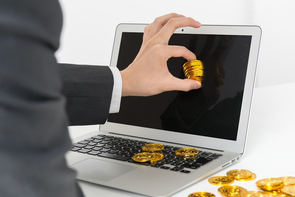 「仮想通貨 悩む」の画像検索結果