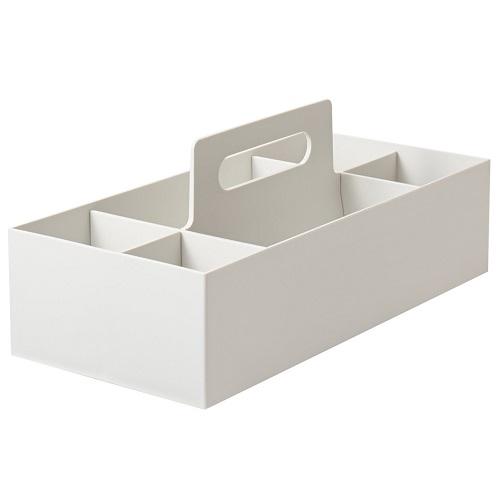 無印良品、収納キャリーボックス