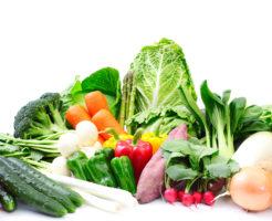 野菜を食べてますか