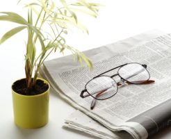 暮らしに取り入れる英字新聞の活用法