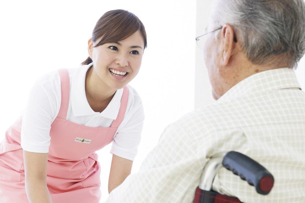 介護福祉士の仕事