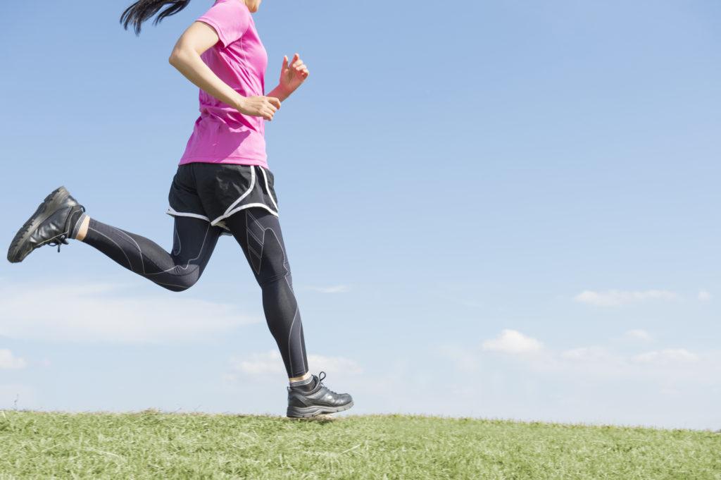 スポーツはストレスが軽減するので、買物でストレス発散することがなくなる