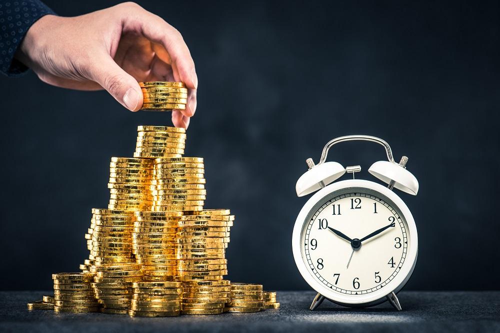 時間をかければお金は貯まる