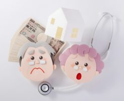 医療費高騰が家計に痛い