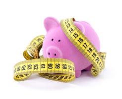 ダイエットに成功する人は節約も成功する